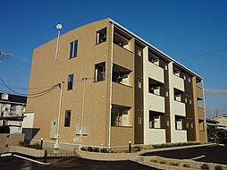 愛知県小牧市若草町の賃貸アパートの外観