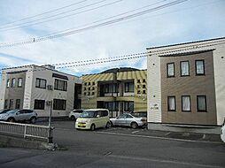 アヴォンリー[1階]の外観