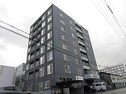 北海道旭川市二条通3丁目の賃貸マンションの外観