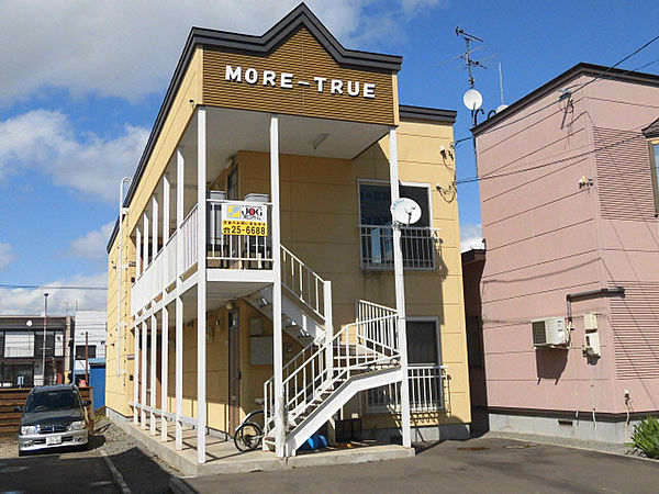 MORE-TRUE[2階]の外観