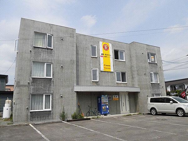 エコワンN11 2階の賃貸【北海道 / 旭川市】