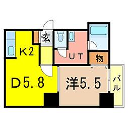 エンドレス55[1階]の間取り