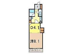 朝日プラザ旭川5条通[2階]の間取り
