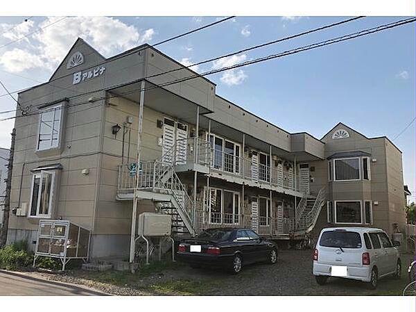Bアルピナ 2階の賃貸【北海道 / 旭川市】
