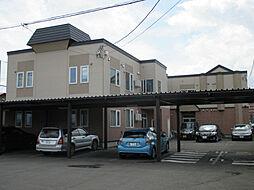 北海道旭川市八条通11丁目の賃貸アパートの外観