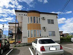 シント永山[2階]の外観