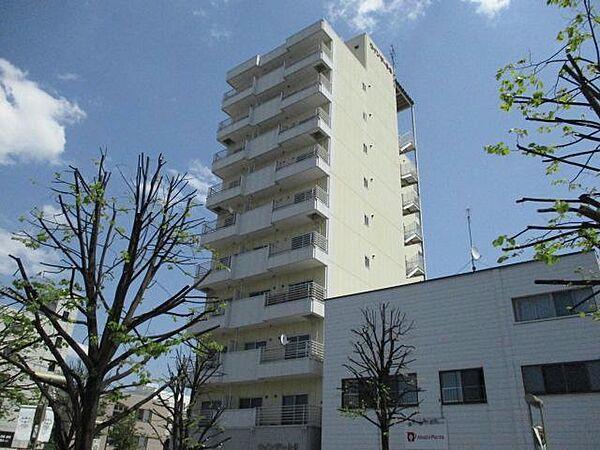 ウインザー8・8 9階の賃貸【北海道 / 旭川市】