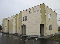 北海道旭川市春光台一条6丁目の賃貸アパートの外観