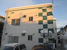 北海道旭川市曙北三条6丁目の賃貸アパートの外観