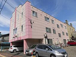 MIUNA BLDG[2階]の外観