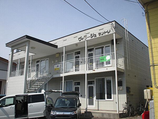 ヴィラージュサントレ 1階の賃貸【北海道 / 旭川市】