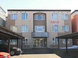 北海道旭川市二条西4丁目の賃貸マンションの外観