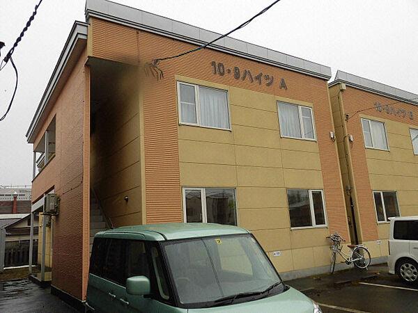10・9ハイツA棟 1階の賃貸【北海道 / 旭川市】