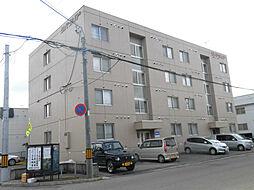 北海道旭川市東二条3丁目の賃貸マンションの外観