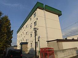 北海道旭川市旭町二条11丁目の賃貸マンションの外観