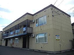 アヴァンティA棟[2階]の外観