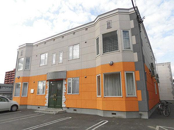 ノヴェル3・13B 2階の賃貸【北海道 / 旭川市】