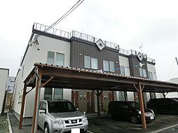 CONCOLD A[2階]の外観