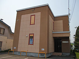 ルシェール714[1階]の外観