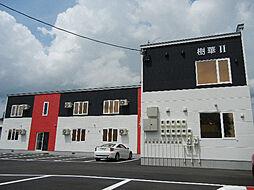 北海道旭川市神楽六条11丁目の賃貸アパートの外観