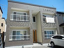 リラコートC[1階]の外観