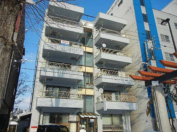 ルーベデンス7・5 4階の賃貸【北海道 / 旭川市】