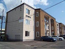 ATOM A[2階]の外観