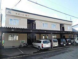 北海道旭川市東光三条1丁目の賃貸アパートの外観