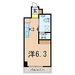 アルページュ514[3階]の間取り