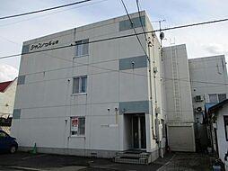 シャンノール山田[1階]の外観