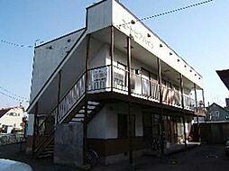 ユートピアハイツ[1階]の外観