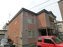 KTハウスB[2階]の外観