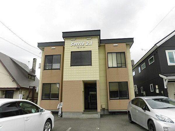 セトル2・1 1階の賃貸【北海道 / 旭川市】