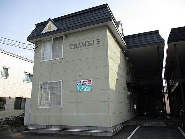 TIRAMISU B 1階の賃貸【北海道 / 旭川市】