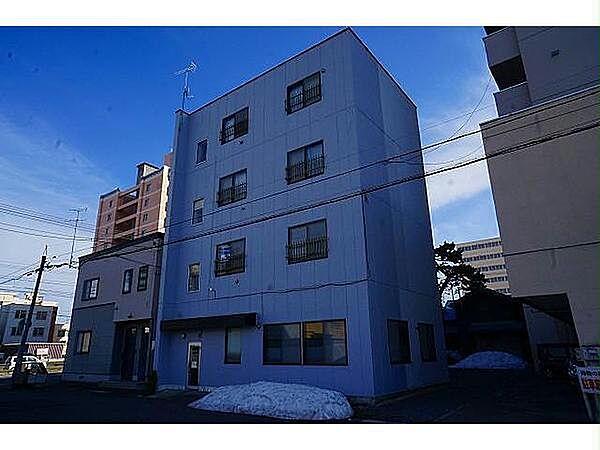 コーポロングライフ 4階の賃貸【北海道 / 旭川市】