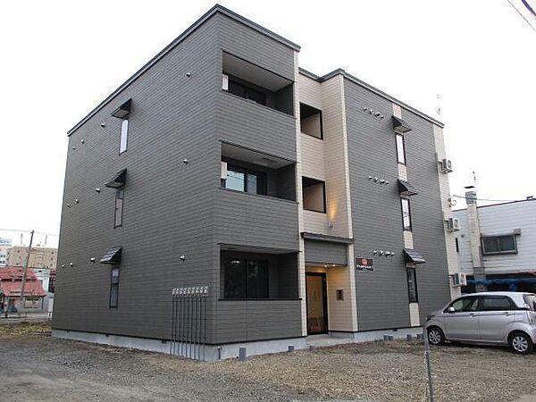 パンプキンI 1階の賃貸【北海道 / 旭川市】