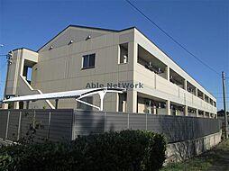 名鉄西尾線 西尾駅 バス10分 東脇亭車下車 徒歩3分の賃貸アパート