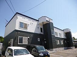 クレストール高柳[1階]の外観