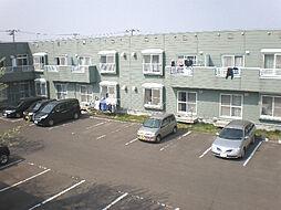 北海道札幌市豊平区西岡五条14丁目の賃貸マンションの外観