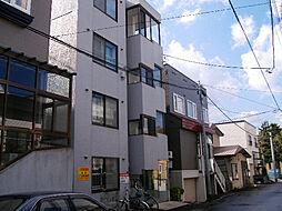 ピースフル澄川[2階]の外観