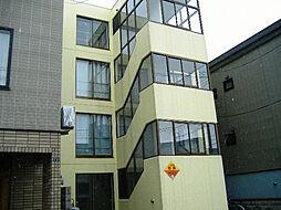 ジャムズ南33条[3階]の外観