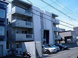 カーサルネス[2階]の外観