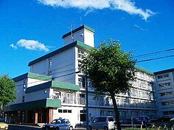 北海道札幌市豊平区平岸四条14丁目の賃貸マンションの外観