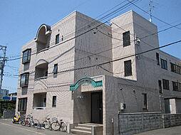 パストラル平岸[2階]の外観