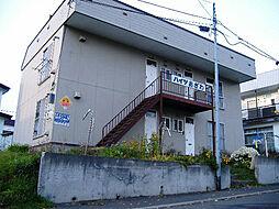 ハイツおざわ[2階]の外観