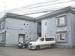 リバーサイドハイツ(西岡)[2階]の外観