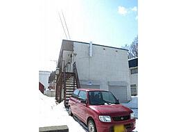 東海ハイツ[1階]の外観