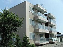 リバティ西岡B[3階]の外観