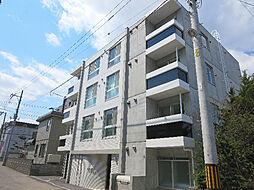 CREA澄川[3階]の外観