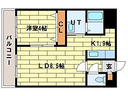 自衛隊前駅 4.2万円